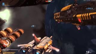 Angels Fall First ► Fleet Warfare (Early Access)
