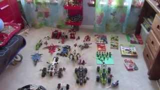 My ENTIRE Ninjago Collection