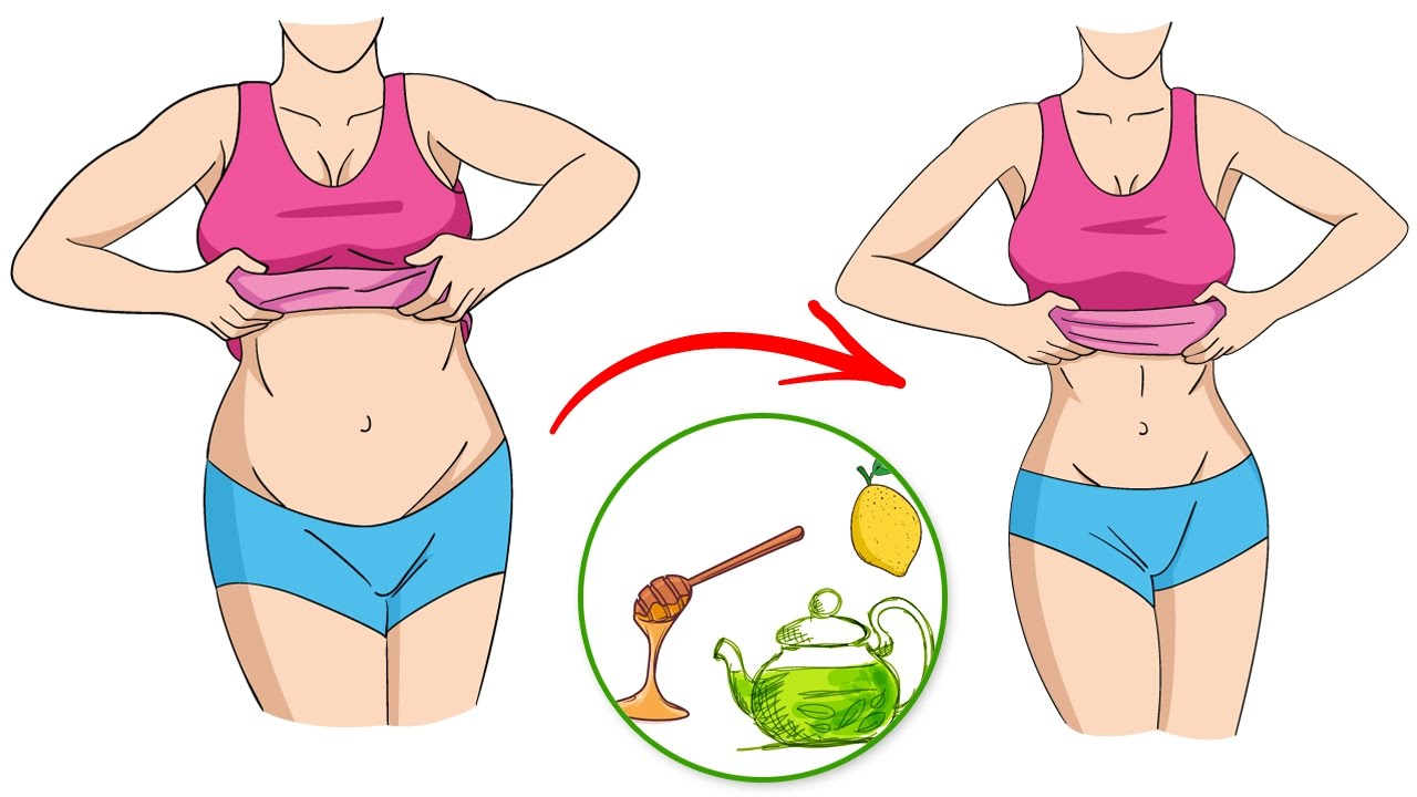 Helps ginger juice and honey for weight loss