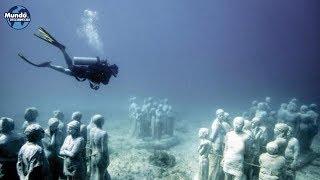 A PARTE DESCONHECIDA DOS OCEANOS!