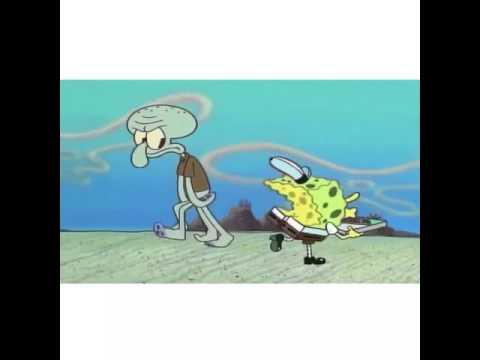Bish Whet Spongebob