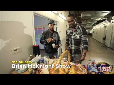 COMEDY: Rockmond Dunbar & Brian McKnight