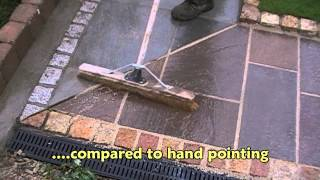 Patio Pointing With Jointex Easy thumbnail
