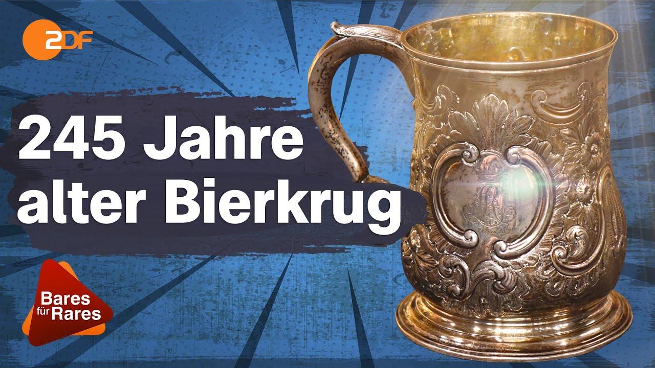 Download Cheers, Horst! Englischer Bierkrug aus dem 18. Jahrhundert   Bares für Rares