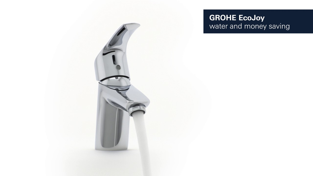 grohe eurosmart bathroom faucet product video