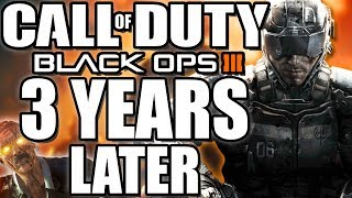 Call of Duty Black Ops 3 THREE Years Later - Is Black Ops 3 DEAD?