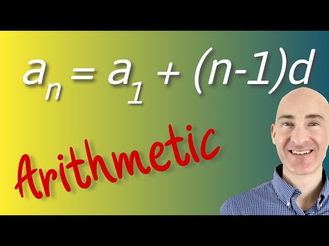 Arithmetic Sequence (Explicit Formula)