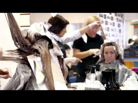 """KEUNE. Семинар """"Комфортный Блонд"""" стилиста Академии KEUNE Анны Либман в Череповце."""