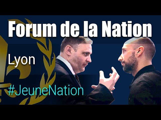 XXIème Forum de la Nation-Lyon-16 mars 2019
