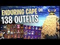 Enduring Cape on 138 Outfits | Magnus - Fortnite Cosmetics