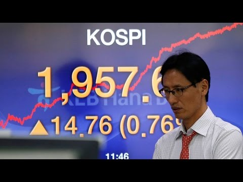 Asian Stocks Rebound and Wall Street Breathes a Sigh of Relief