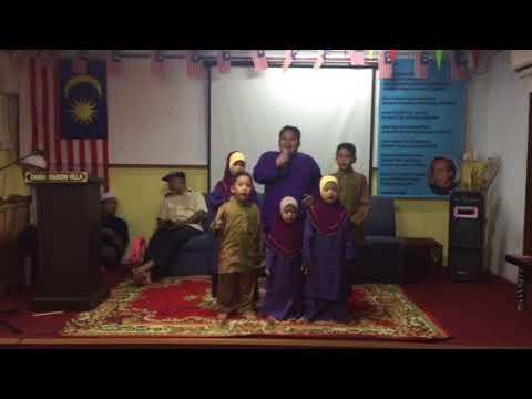 HKH 2017 - Family Hjh Tominah
