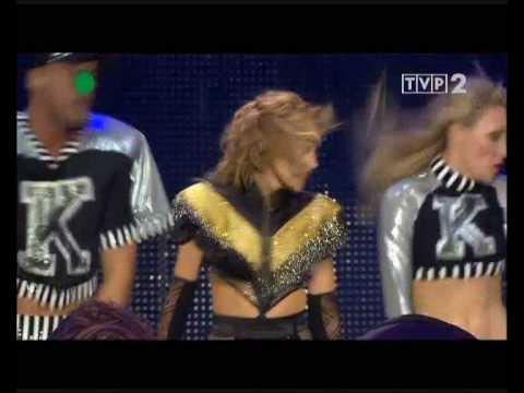 Kylie Minogue  Wow  @ It Began In Poland