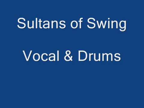 Sultans Of Swing DRUMS and VOCAL isolated multitracks - YouTube