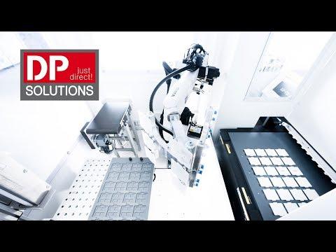 Vollautomatisierter digitaler Direktdruck