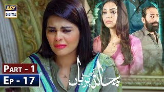 Chand Ki Pariyan Episode 17 - Part 1 - 18th February 2019 - ARY Digital Drama