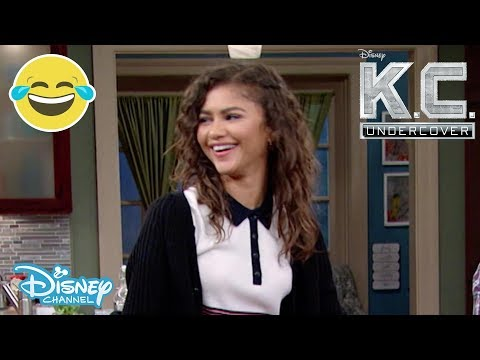 K.C Undercover | Save it with a Solo 🥁 - Season 3 Sneak Peek | Official Disney Channel UK