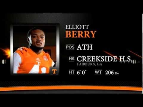 Elliott Berry Highlights - #VolsNSD14