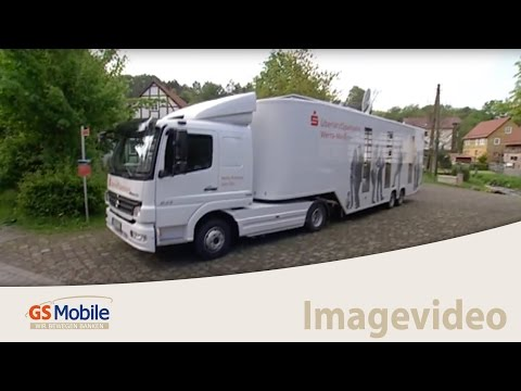 Mobile Bank Filialen | Mobile Banking Vehicle | Mobile ATM | Specialty Vehicle