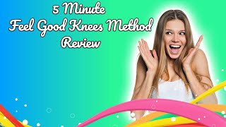 5 Minute Feel Good Knees Method 🦵 | Feel Good Knees For Fas…