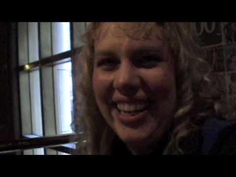 Kentucky Woman in New York City