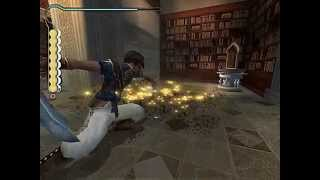Prince of Persia: Sands of Time Gameplay
