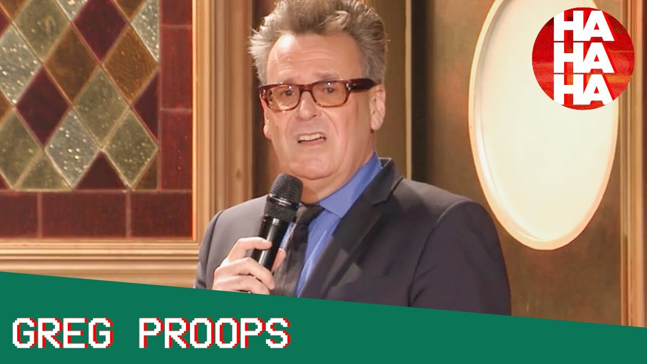 Greg Proops - The Only Sport Where You Can Cry