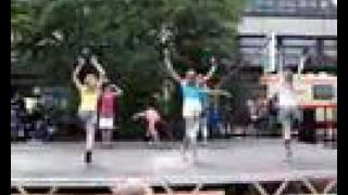 Tanzaufführung des SV am Hart - Tanz 3 (Part 3/6)