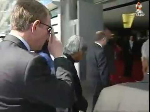 Abdul Kalam's Mass Entry in European union