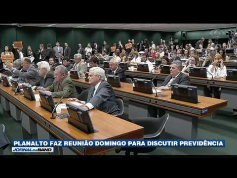 Planalto tenta evitar atrasos em aprovação de reformas