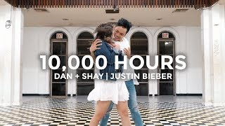 10,000 Hours - Dan + Shay, Justin Bieber (Dance Video) | @besperon Choreography