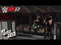 WWE 2K17 TOP 10 Elimination Chamber Eliminations