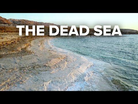 Virtual Israel Tour Day 9: Dead Sea