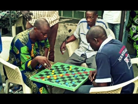 Nigeria: a country obsessed with board games! (Real-Life Nollywood)