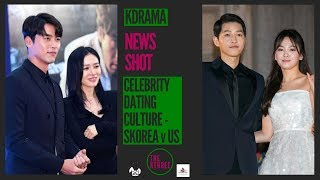 KTHREE NEWS SHOT - Celebrity Dating Culture: South Korea vs. USA