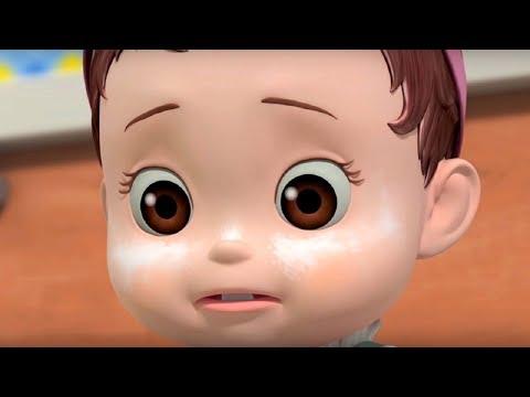 Развивающие мультики для детей - Консуни –Тише, малышка –  Серия 6