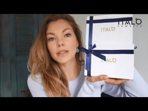 Affordable Eternity Simple Wedding Bands For Women | Italo Jewelry Unboxing & Review By TheMoments