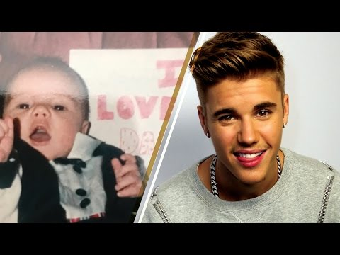 Justin Bieber's Dad Posts BABY PHOTOS on Instagram!