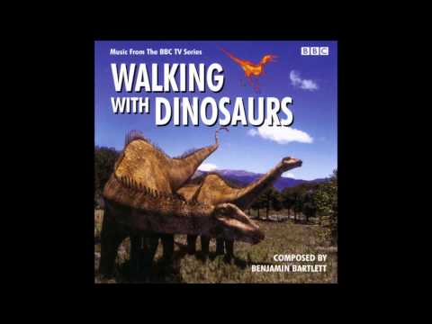 Benjamin Bartlett - Walking with Dinosaurs (Music from the BBC TV Series) (1999) (Full Album)