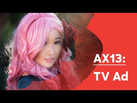 Anime Expo 2013 Television Advertisement | AX 2013 / Los Angeles Convention Center / July 4th-7th