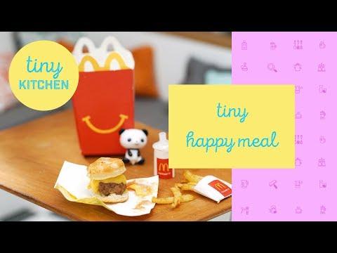 Tiny Happy Meal | Tiny Kitchen