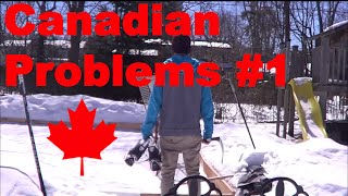 Canadian Problems #1: The Melting