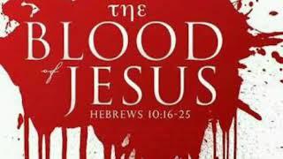 Powerful prayer using the Blood of Jesus MP3