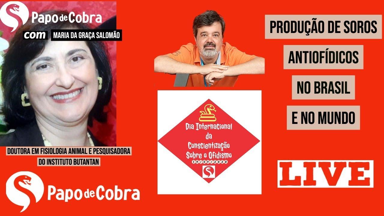 Produção de Soros antiofídicos | Papo de Cobra