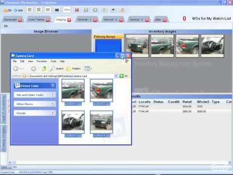 Checkmate Workstation Auto Recycler Inventory Management Software