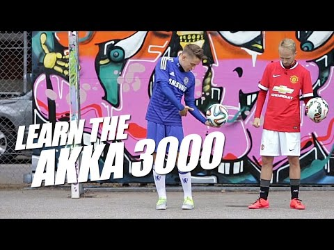 Akka 3000 - #Unisportlife tutorial | Learn this crazy skill with a few steps