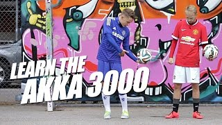 akka 3000 unisportlife tutorial   learn this crazy skill with a few steps