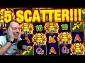 5 Scatter Ancient Egypt Classic Pragmatic Slot