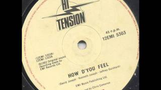Hi Tension - How Do You Feel - 82.wmv