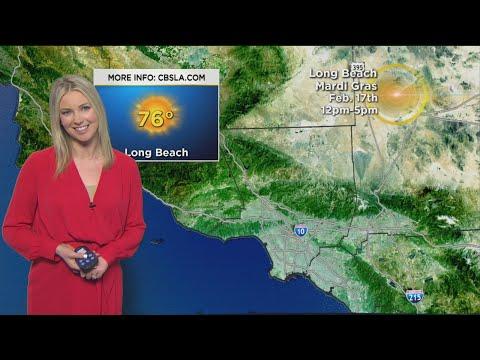 Evelyn Taft's Weather Forecast (Feb. 15)